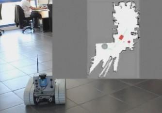 SLAM Robot d'inspection