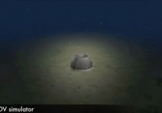 ROV simulator