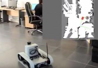 autonomous exploration slam