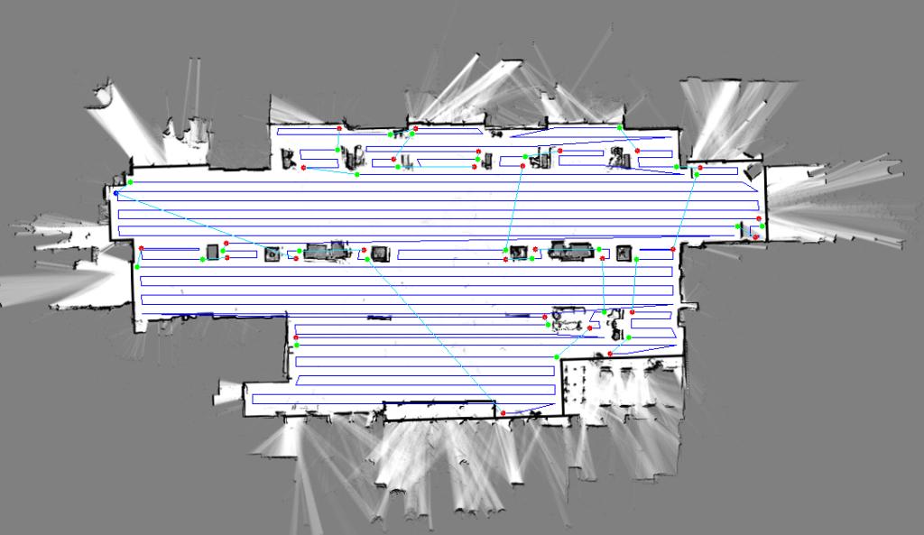 Exemple de Boustrophédon