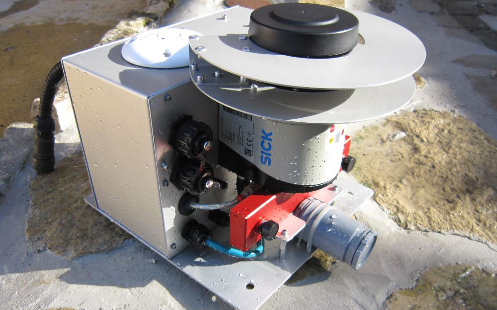 Module Exterieur Robot Autonome